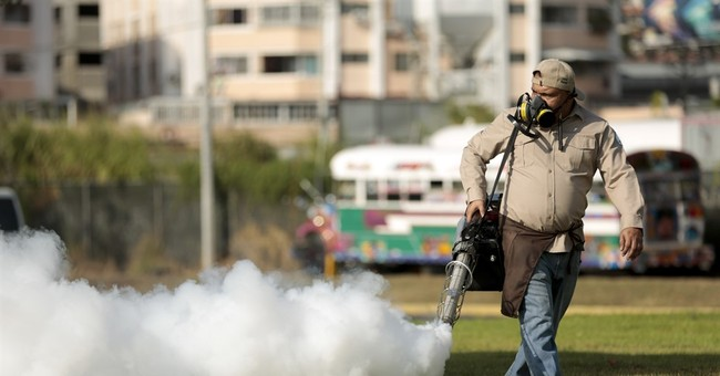 The Latest: Chile reports its first 3 confirmed Zika cases
