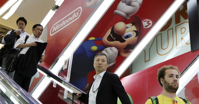 Nintendo's quarterly profit slips 36 percent on lower sales