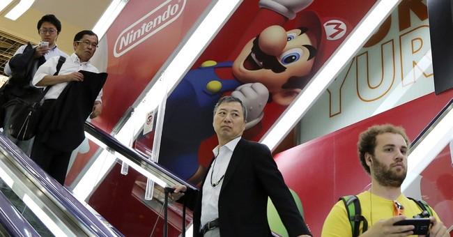Nintendo's quarterly profit slips 36 percent on lower sales