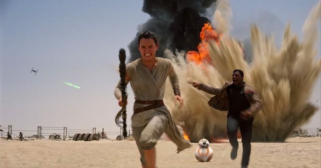 'Star Wars,' 'Jurassic World' among Kids Choice nominees