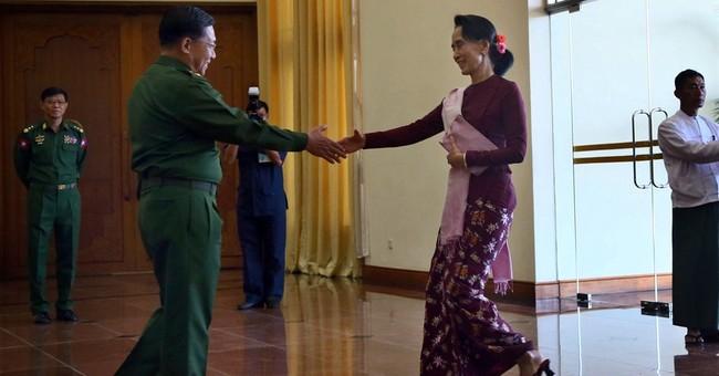 New democratic era dawning in Myanmar