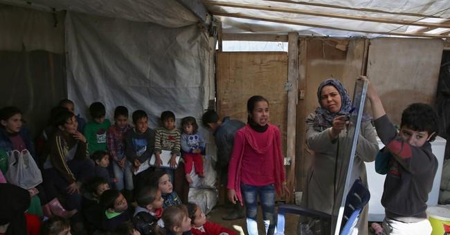 Syrian refugee teachers help fill the education gap