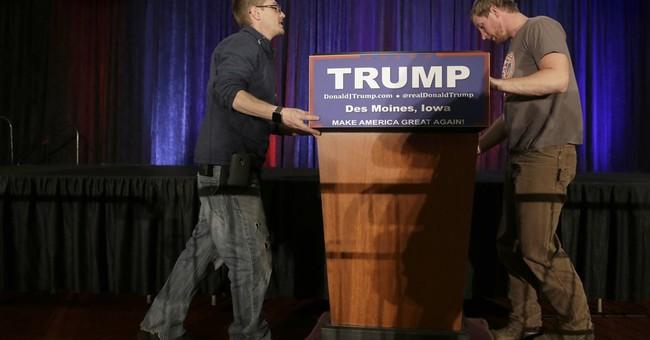 Iowa Takeaways: Trump can't meet hype, Clinton underwhelms