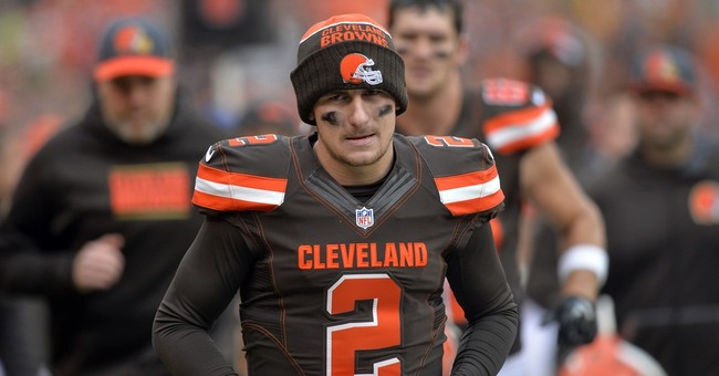 Browns tired of Johnny Manziel's antics, point to release