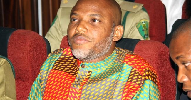 Nigerian separatists hijack ship, demand release of leader