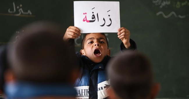 Scholarships, tutoring to save 'lost generation' of Syrians