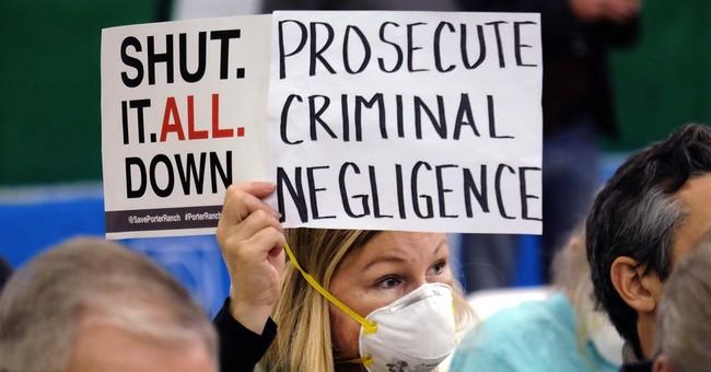 Prosecutor smells crime, charges utility for huge gas leak