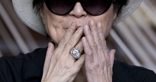 Yoko Ono brings 'Land of Hope' peace exhibit to Mexico
