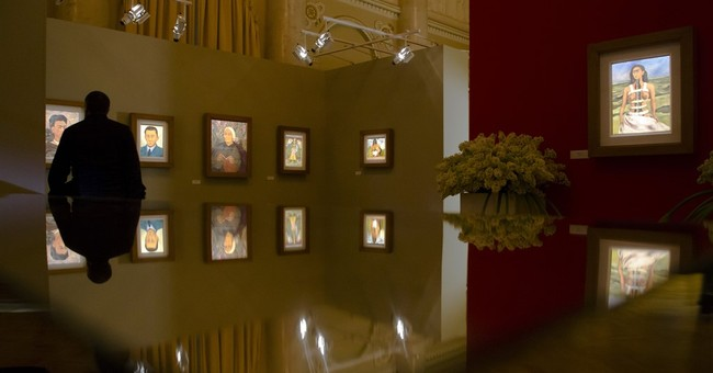 Frida Kahlo exhibition opens in Russian museum