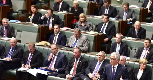 Lawmakers allowed to breastfeed in Australian Parliament