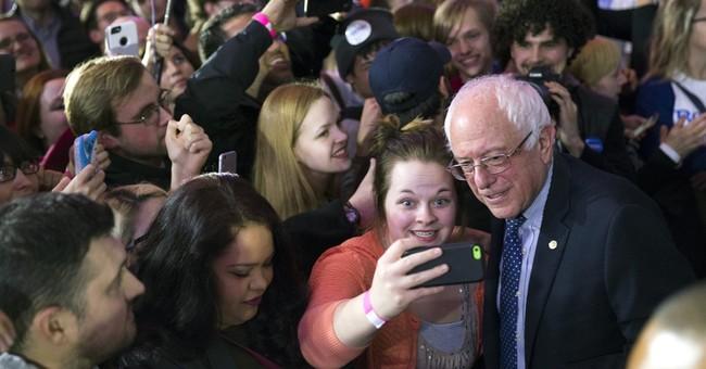 Sanders says Iowa gives campaign a kick-start