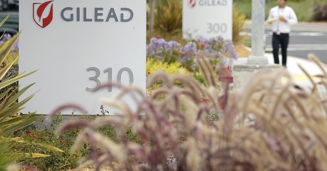 Gilead Sciences beats 4th-quarter forecasts on higher sales