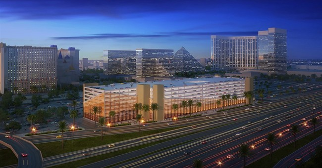 MGM Resorts outsourcing Strip parking to Chicago-based firm