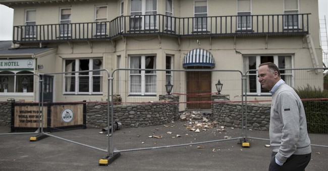 New Zealand quake upended geology, harming tourism, farmers