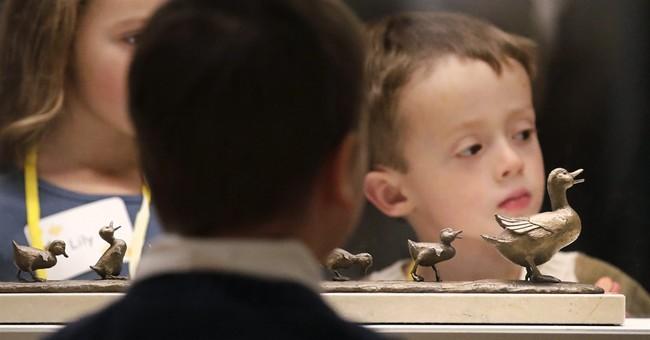 Museum celebrates Boston's favorite ducks with new exhibit