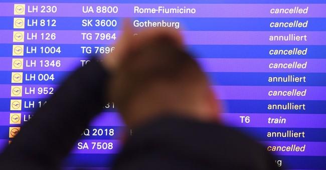 Pilot strike prompts Lufthansa to scrap 1,700 more flights