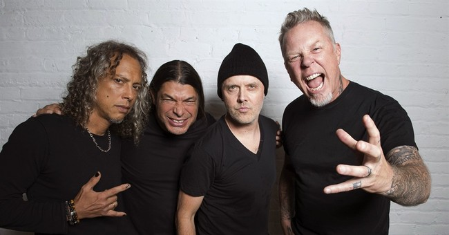 James Hetfield says Metallica makes music they want to hear