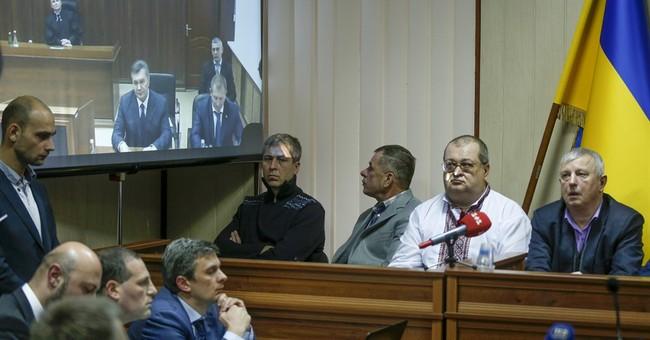 Ex-Ukrainian president testimony postponed