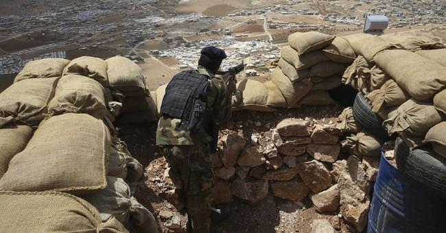 Lebanon army says 11 IS militants detained near Syria border