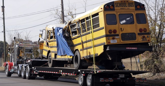 Students complained about erratic driving before bus wreck