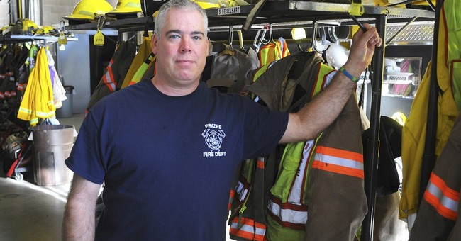 For firefighters, emotional stress often the deadliest enemy