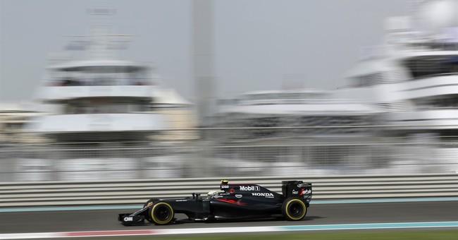 Brown plans to get big-name sponsors for F1 team McLaren