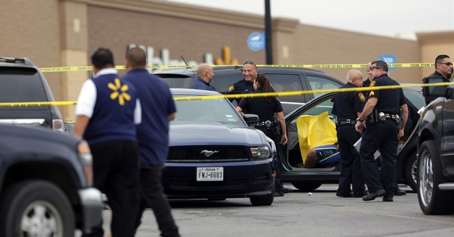 Man shot dead while trying to stop man from beating woman