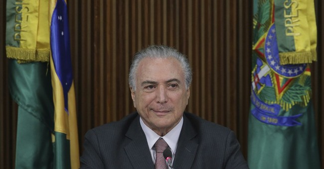 Brazilian minister quits in case that implicates president