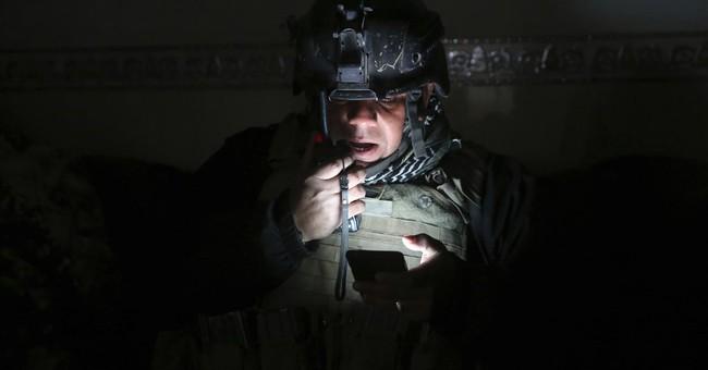 Iraq's parliament adopts law legalizing Shiite militias