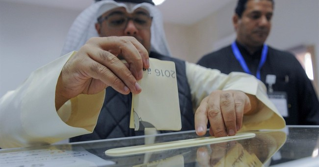 Kuwaitis head to the polls to vote for members of parliament