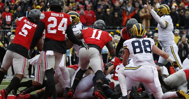 Michigan offers support for rival Ohio State after attack