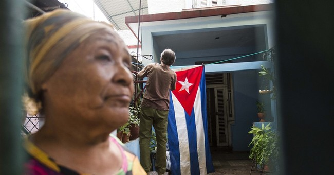 The Latest: No shifts in US posture toward Cuba after Castro