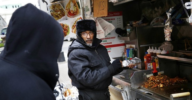 A desire named street cart: Red tape stifles NYC vendors