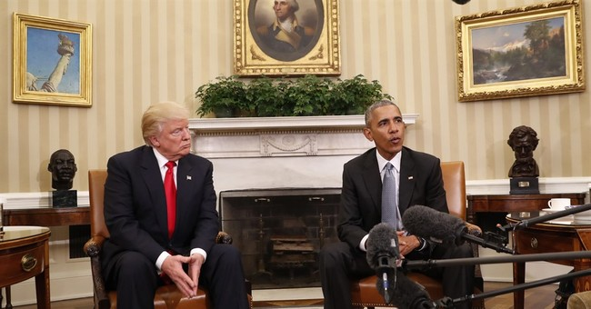 What Trump can learn from Obama's rough ride on health care
