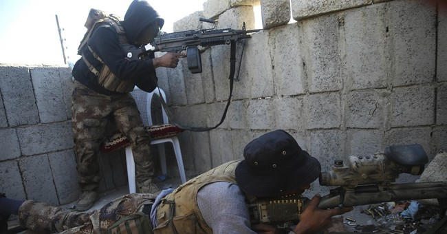Local intel key in house-to-house battle for Iraq's Mosul