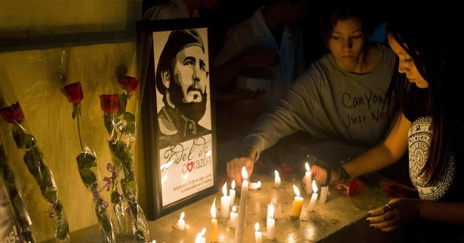 Look at other state funerals following death of Fidel Castro