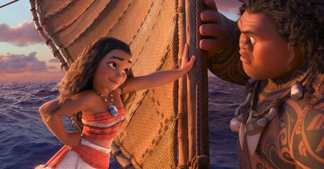 Box office top 20: 'Moana' dethrones 'Fantastic Beasts'
