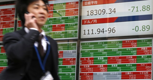 Asian stocks mixed ahead of OPEC meeting