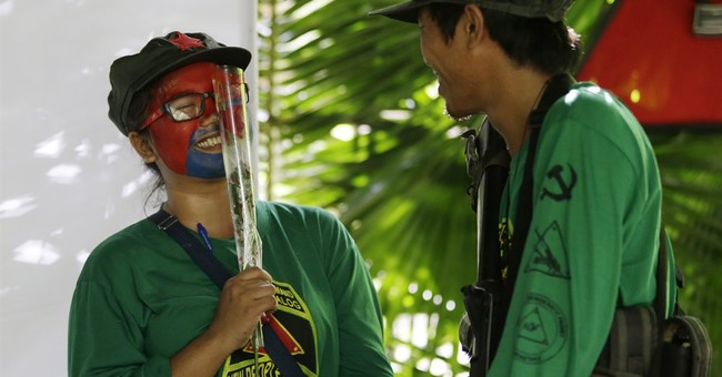 Poverty, despair breed new generation of Philippine rebels
