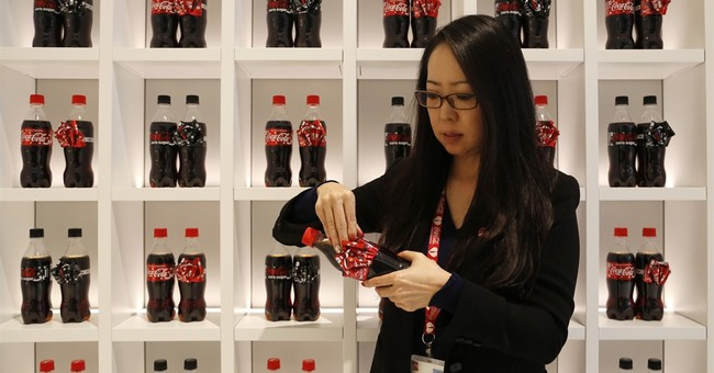 Coca-Cola No. 1 in Japan with drinks galore, but not Coke