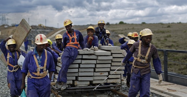 Controversial Kenyan railway plan divides conservationists