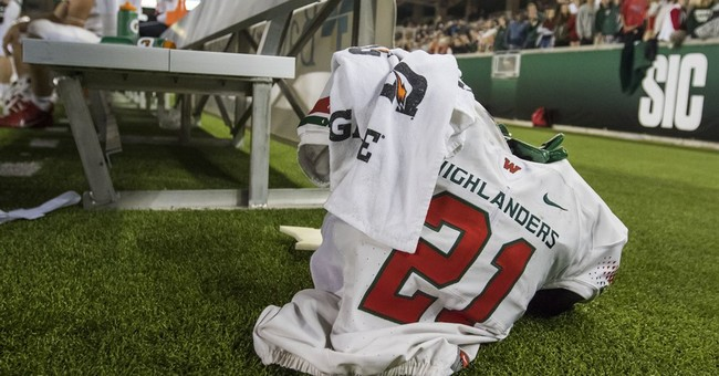 Texas high school football player injured in game