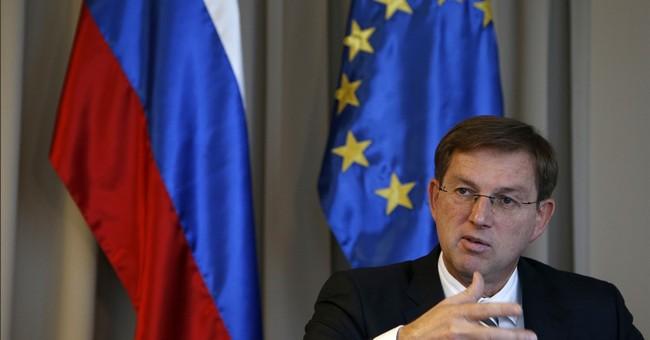Slovenia PM: Melania Trump could inspire US-Russia detente