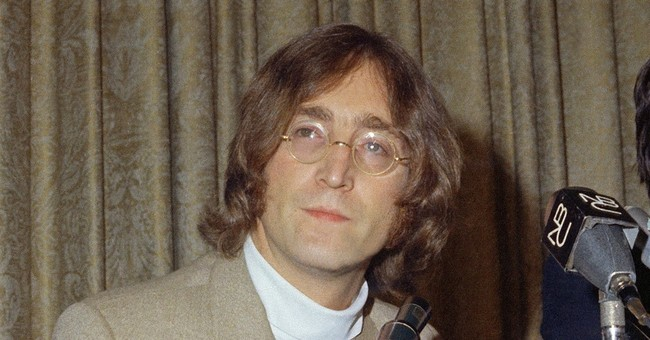 Imagine a picture book inspired by a John Lennon song