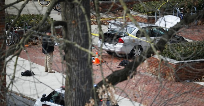 Fast-acting Ohio State officer praised for killing attacker