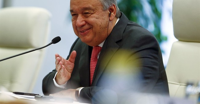 New UN chief says better training needed for peacekeepers