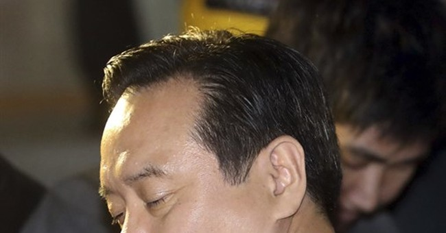 South Korea president accepts justice minister's resignation