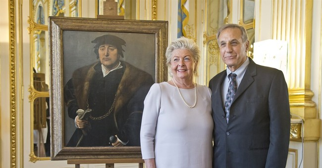 Healing wounds, looted art reunited with Nazi victims' heirs