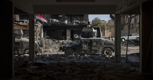 In drawn-out battle of Mosul, limits of Iraqi military show