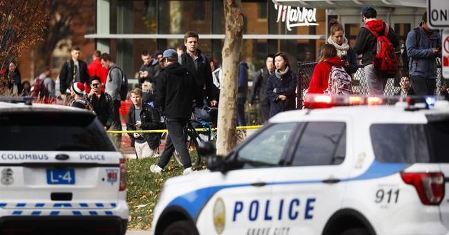 Run, hide, fight: Ohio State attack advice is a new mantra